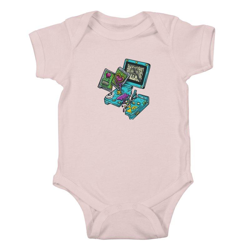 Broken SP Kids Baby Bodysuit by RevengeLover's Corner of the Web