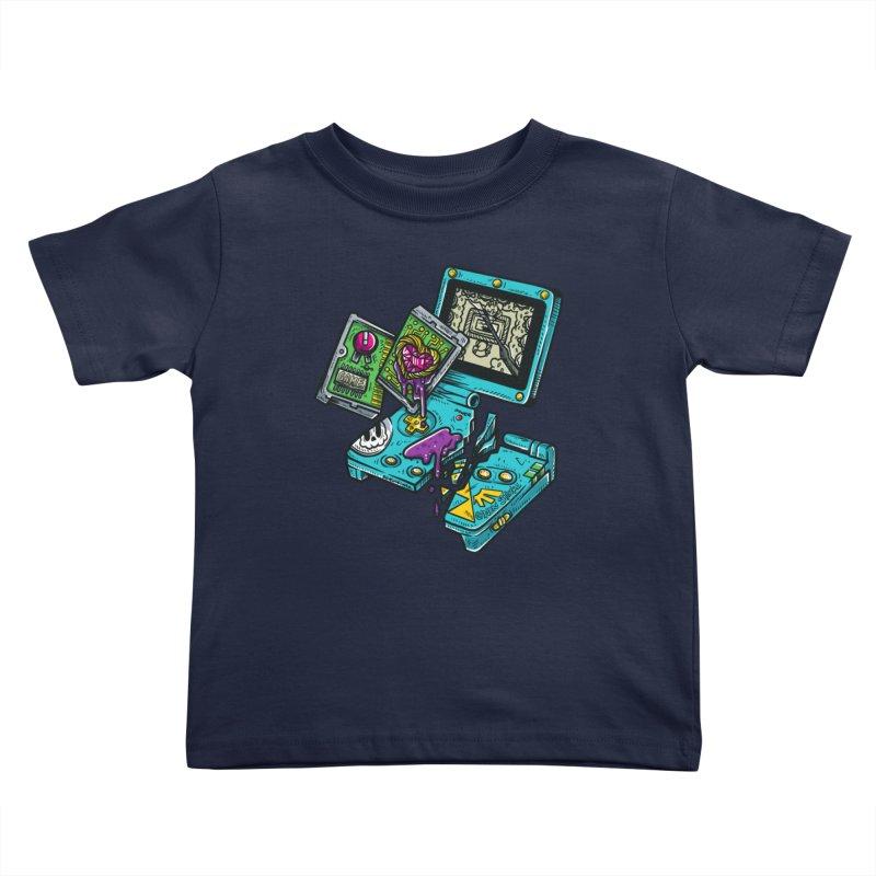 Broken SP Kids Toddler T-Shirt by RevengeLover's Corner of the Web