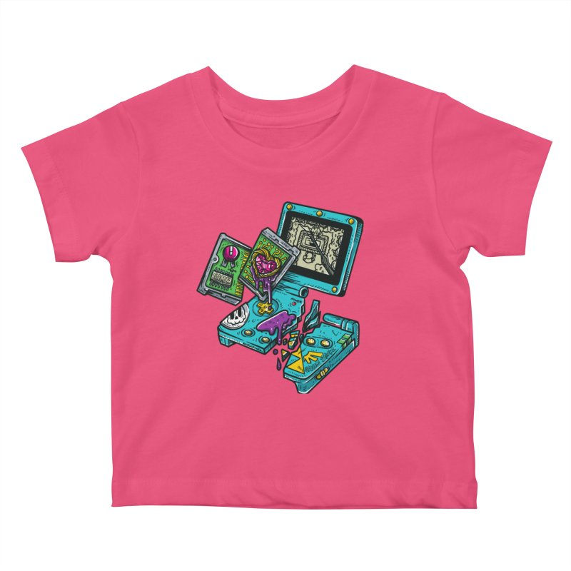 Broken SP Kids Baby T-Shirt by RevengeLover's Corner of the Web