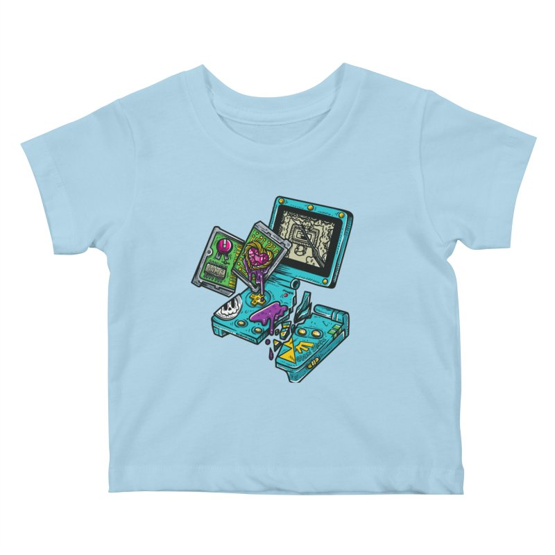 Broken SP Kids Baby T-Shirt by RevengeLover's Corner of the Web