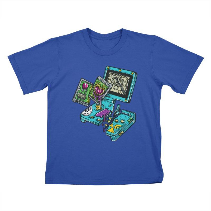 Broken SP Kids T-Shirt by RevengeLover's Corner of the Web