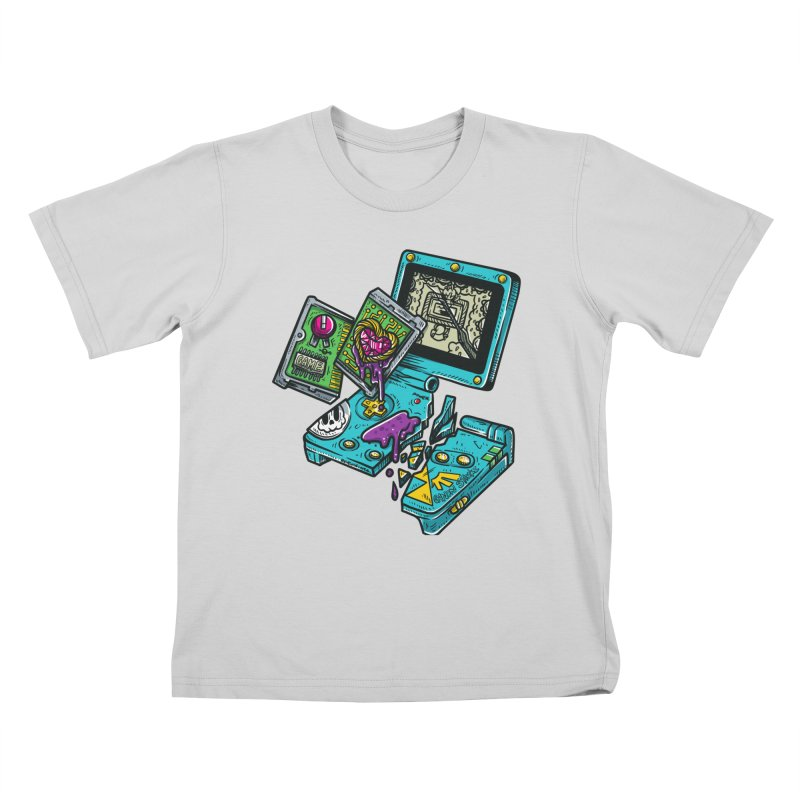 Broken SP Kids T-Shirt by RevengeLover's Corner of the Web