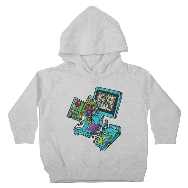 Broken SP Kids Toddler Pullover Hoody by RevengeLover's Corner of the Web