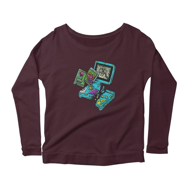 Broken SP Women's Longsleeve T-Shirt by RevengeLover's Corner of the Web