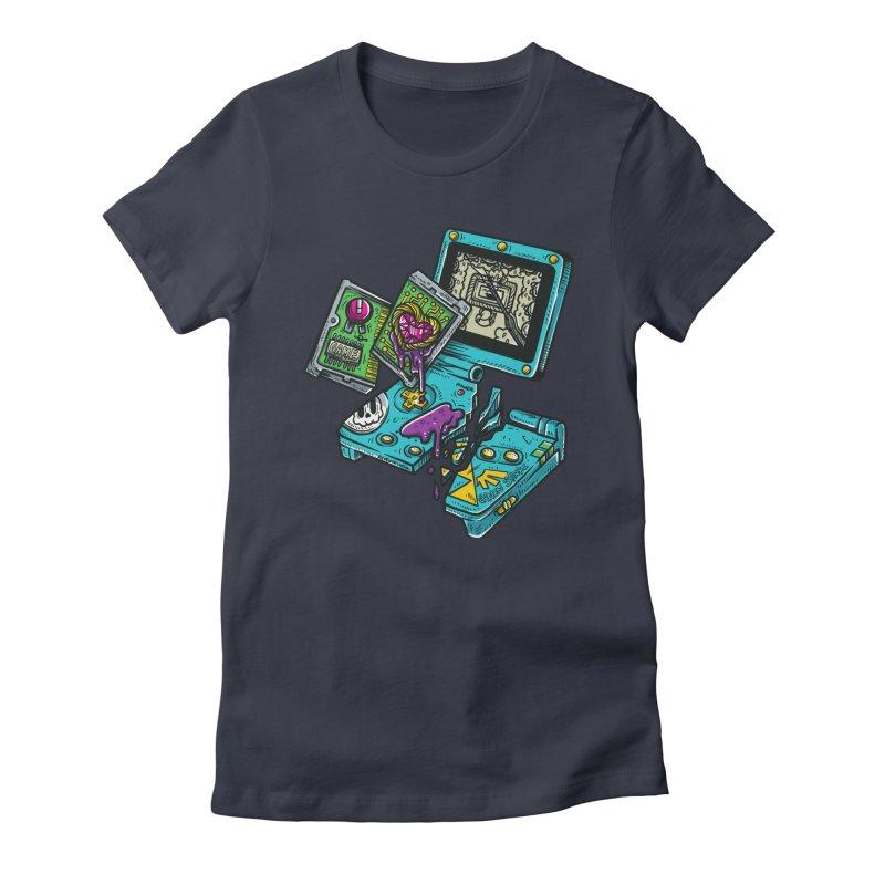 Broken SP Women's T-Shirt by RevengeLover's Corner of the Web