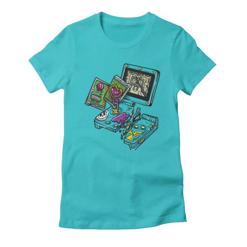 Broken SP Women's Fitted T-Shirt by RevengeLover's Corner of the Web