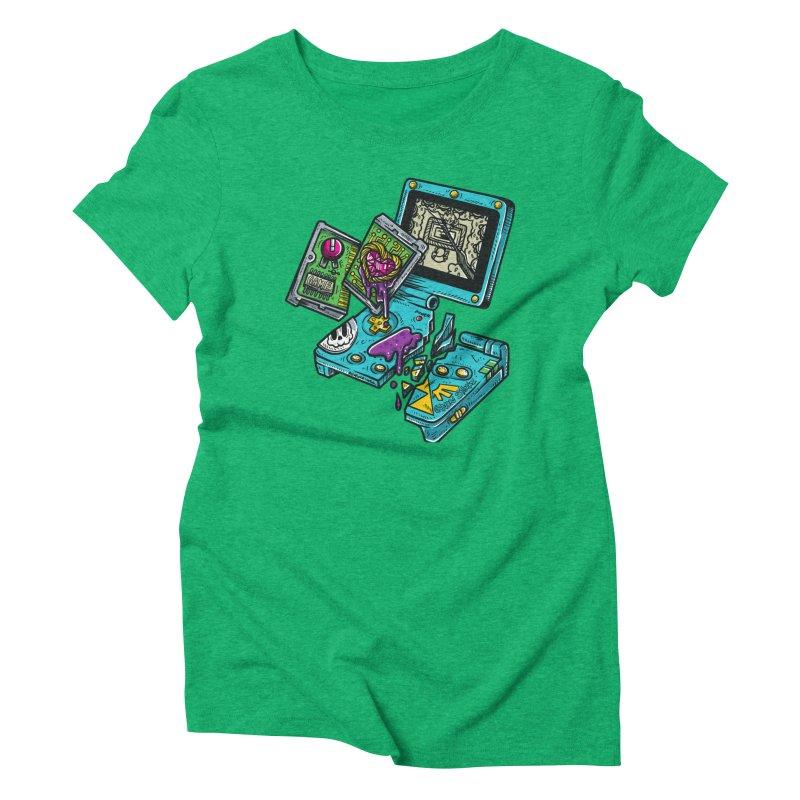 Broken SP Women's Triblend T-Shirt by RevengeLover's Corner of the Web