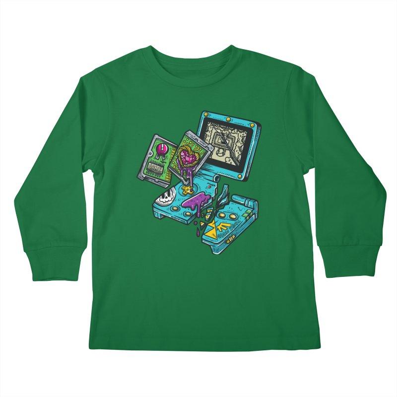 Broken SP Kids Longsleeve T-Shirt by RevengeLover's Corner of the Web