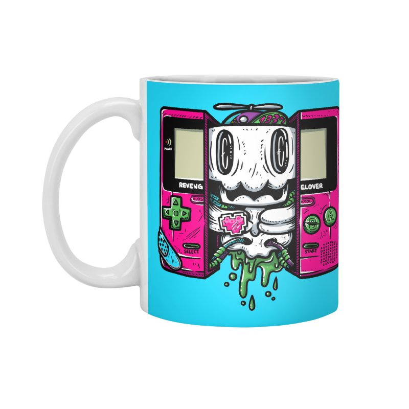 Olds Kool Accessories Mug by RevengeLover's Corner of the Web