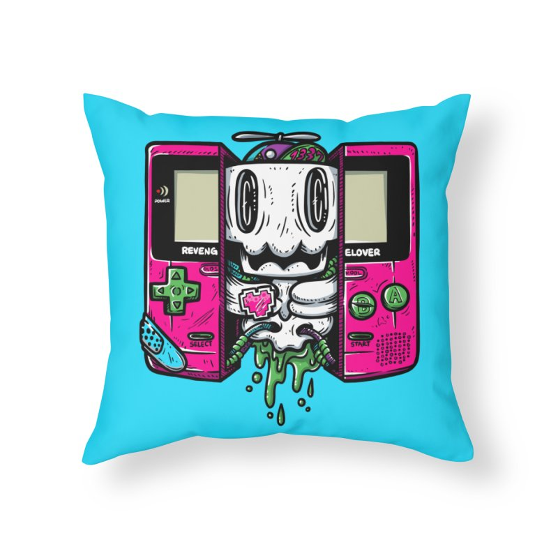 Olds Kool Home Throw Pillow by RevengeLover's Corner of the Web