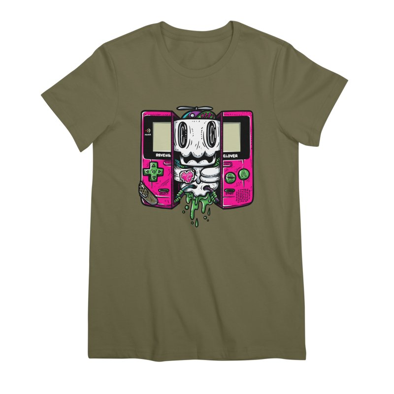 Olds Kool Women's Premium T-Shirt by RevengeLover's Corner of the Web
