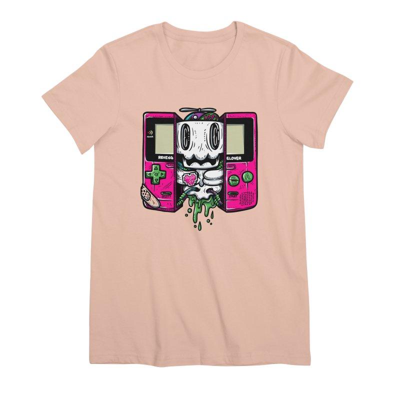 Olds Kool Women's Premium T-Shirt by RevengeLover's Corner of the Web