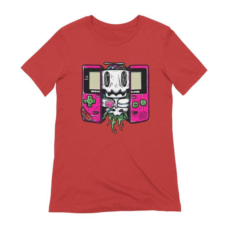 Olds Kool Women's Extra Soft T-Shirt by RevengeLover's Corner of the Web