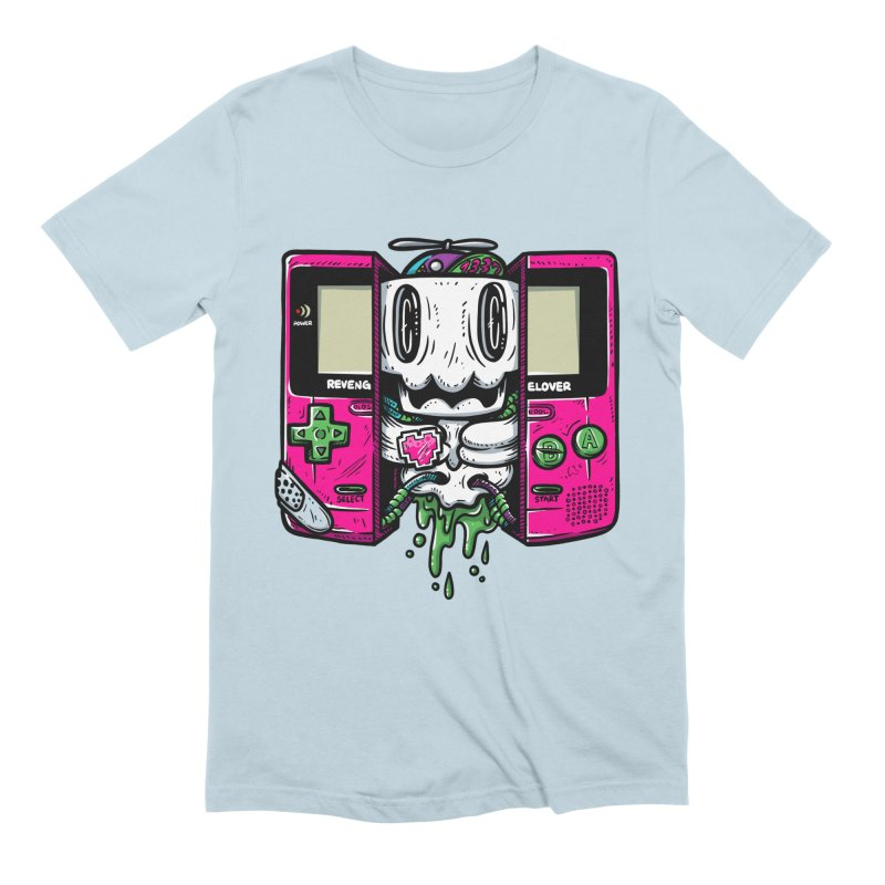 Olds Kool Men's Extra Soft T-Shirt by RevengeLover's Corner of the Web
