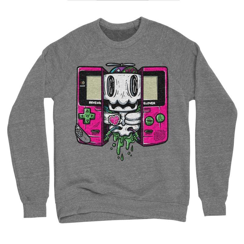 Olds Kool Men's Sponge Fleece Sweatshirt by RevengeLover's Corner of the Web