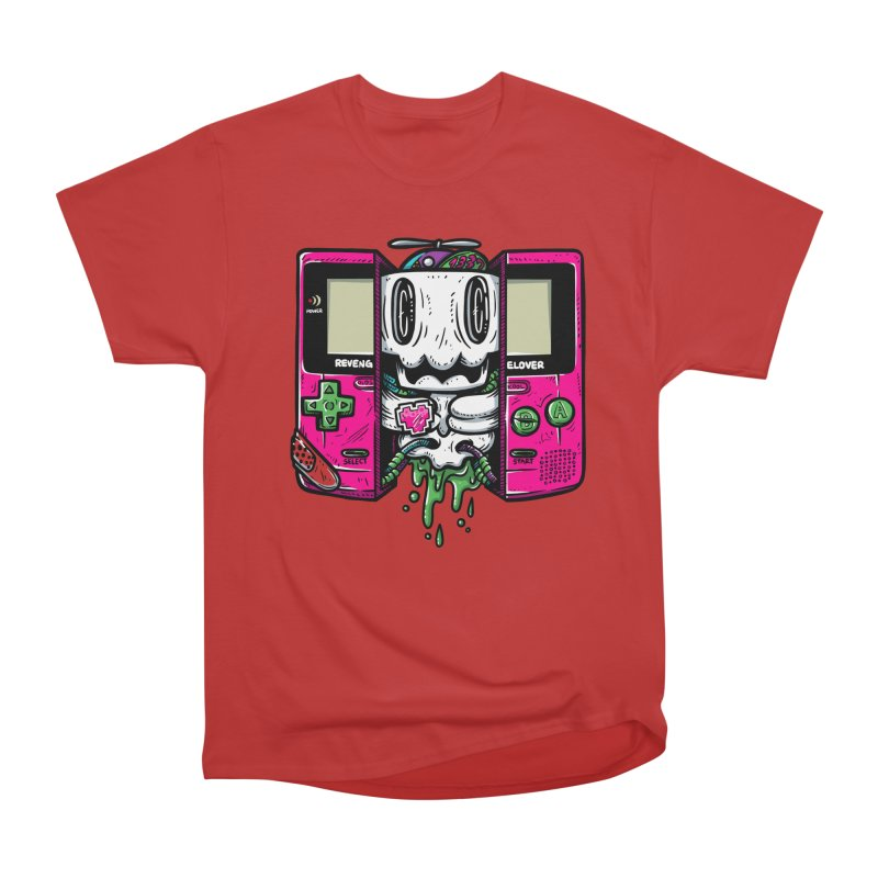 Olds Kool Men's Heavyweight T-Shirt by RevengeLover's Corner of the Web