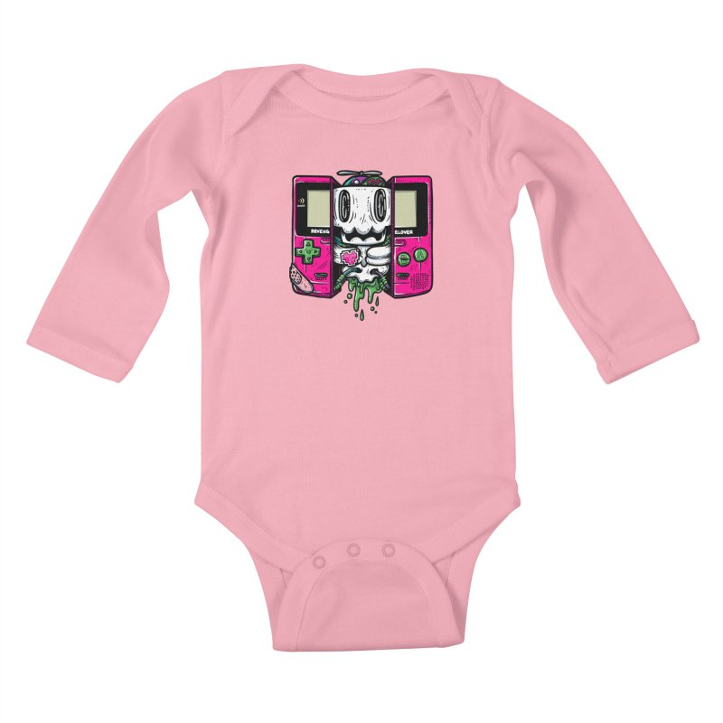Olds Kool Kids Baby Longsleeve Bodysuit by RevengeLover's Corner of the Web