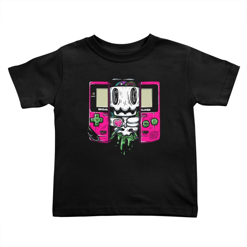 Olds Kool Kids Toddler T-Shirt by RevengeLover's Corner of the Web