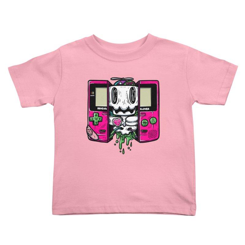 Olds Kool Kids Toddler T-Shirt by RevengeLover's Corner of the Web
