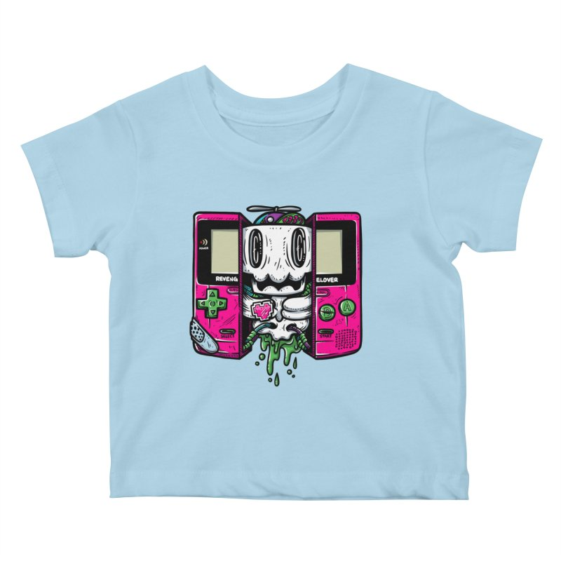 Olds Kool Kids Baby T-Shirt by RevengeLover's Corner of the Web