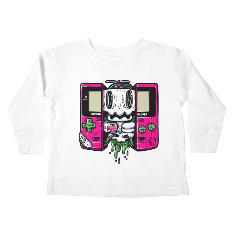 Olds Kool Kids Toddler Longsleeve T-Shirt by RevengeLover's Corner of the Web