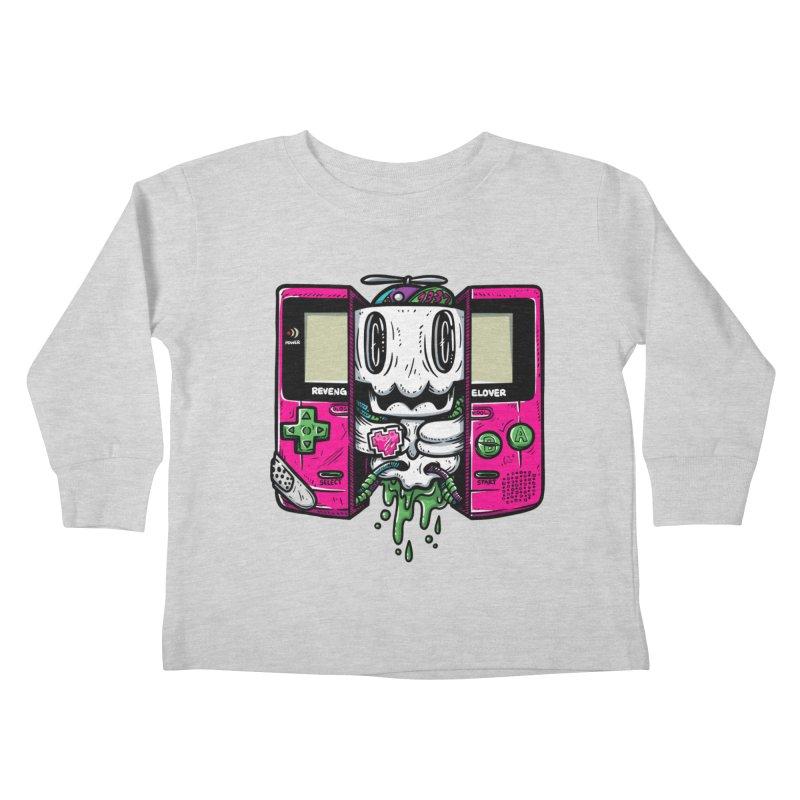 Olds Kool Kids Toddler Longsleeve T-Shirt by RevengeLover's Corner of the Web