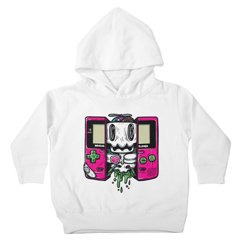 Olds Kool Kids Toddler Pullover Hoody by RevengeLover's Corner of the Web