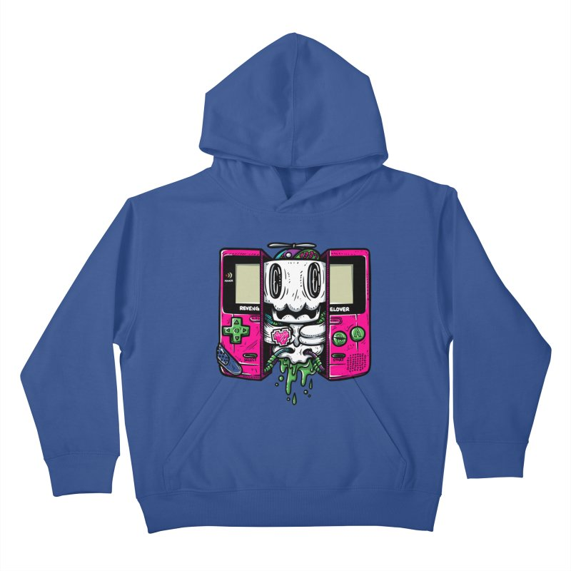 Olds Kool Kids Pullover Hoody by RevengeLover's Corner of the Web