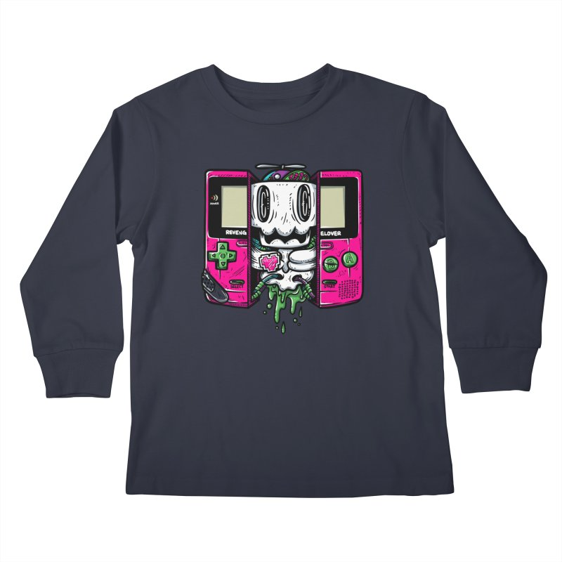 Olds Kool Kids Longsleeve T-Shirt by RevengeLover's Corner of the Web