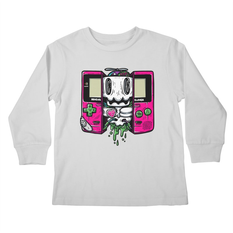 Olds Kool Kids Longsleeve T-Shirt by RevengeLover's Corner of the Web