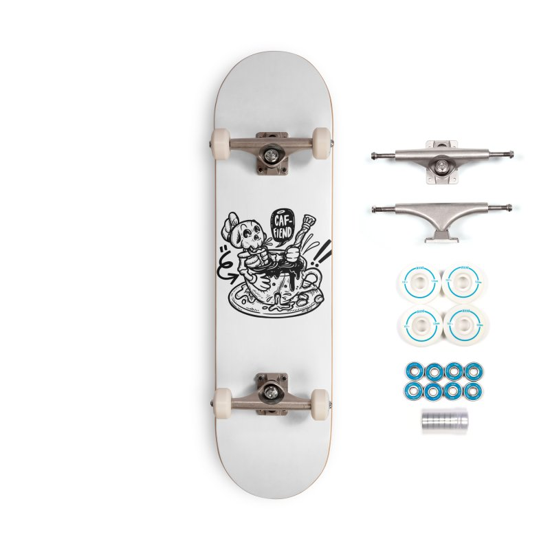 Caf Fiend Accessories Complete - Basic Skateboard by RevengeLover's Corner of the Web