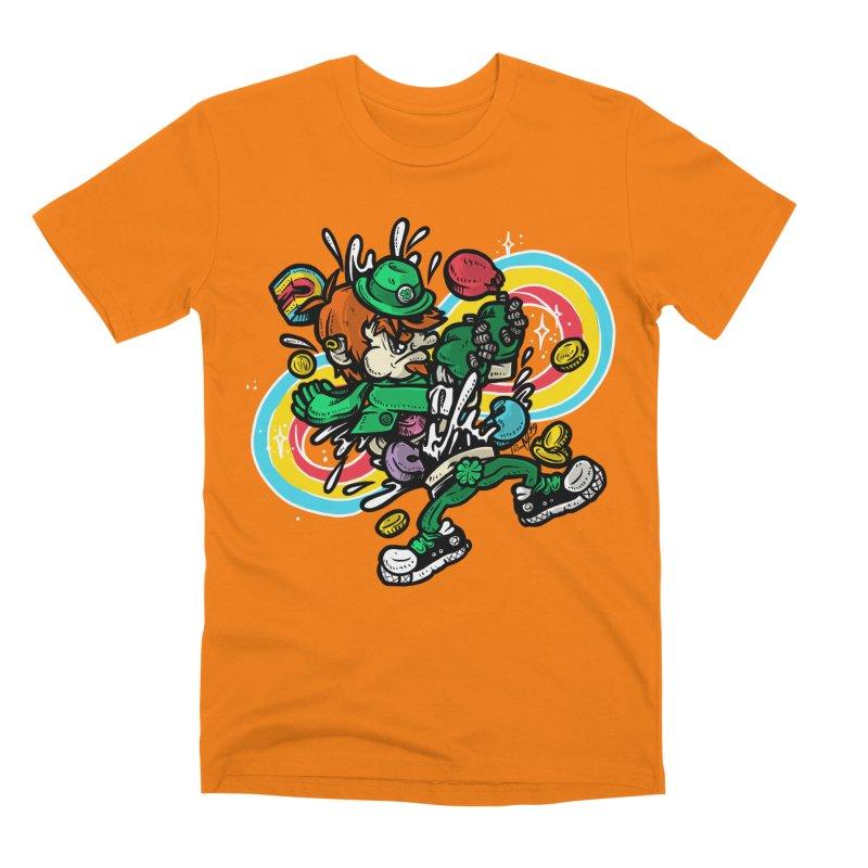 Me Charms Men's T-Shirt by RevengeLover's Corner of the Web