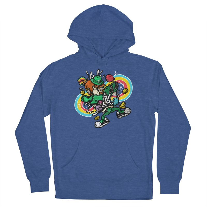Me Charms Men's French Terry Pullover Hoody by RevengeLover's Corner of the Web