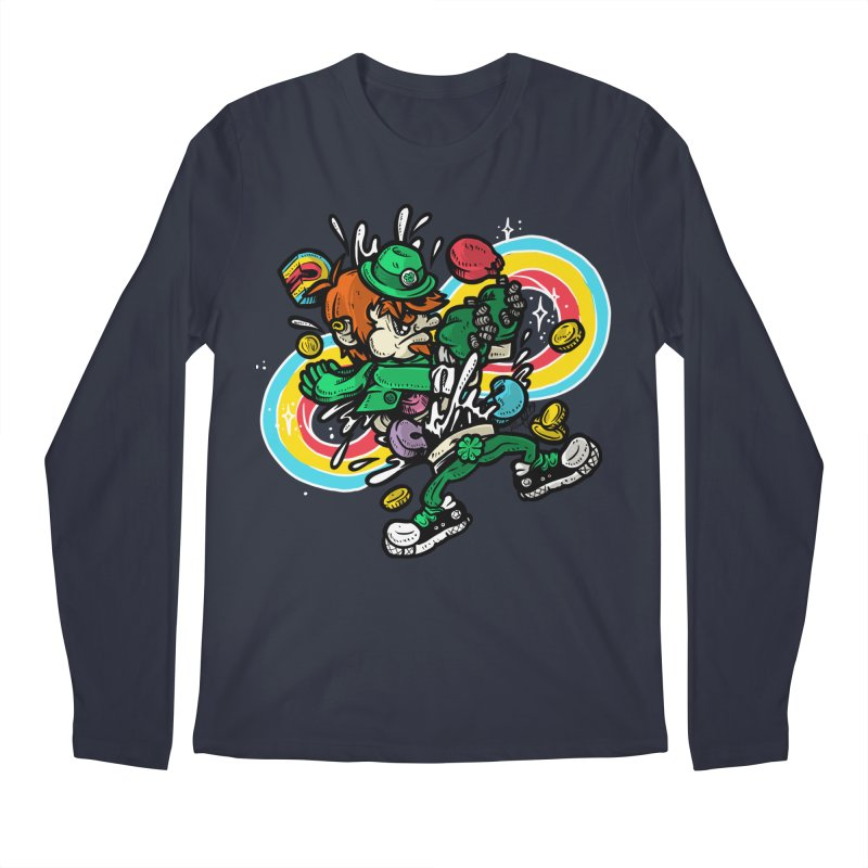Me Charms Men's Longsleeve T-Shirt by RevengeLover's Corner of the Web