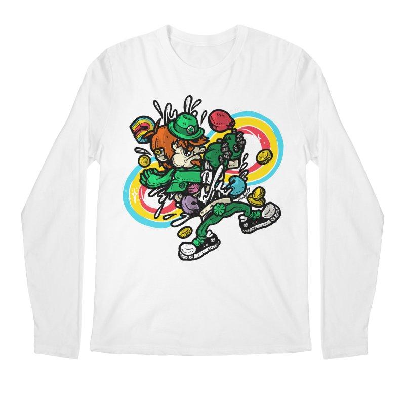 Me Charms Men's Regular Longsleeve T-Shirt by RevengeLover's Corner of the Web