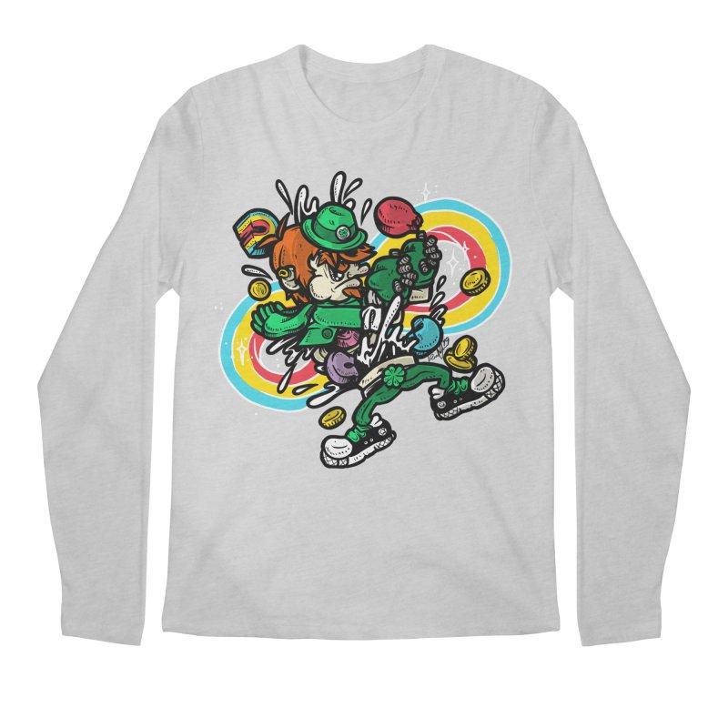 Me Charms Men's Longsleeve T-Shirt by RevengeLover's Corner of the Web