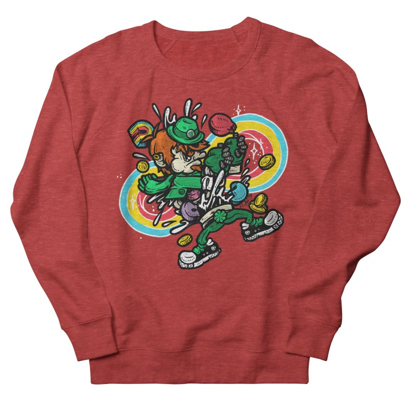 Me Charms Men's French Terry Sweatshirt by RevengeLover's Corner of the Web