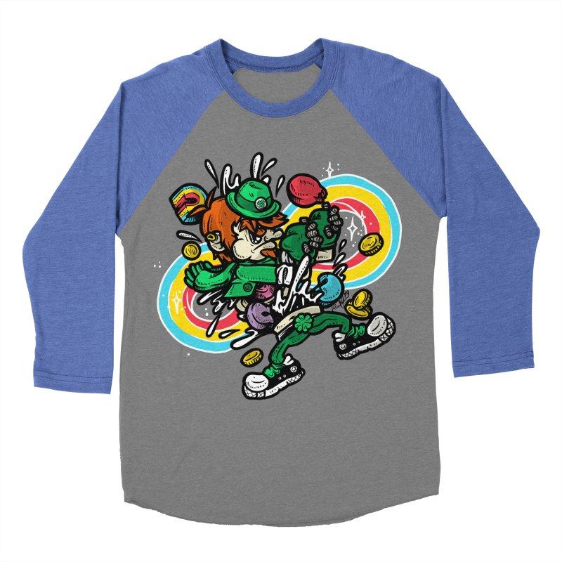 Me Charms Women's Baseball Triblend Longsleeve T-Shirt by RevengeLover's Corner of the Web