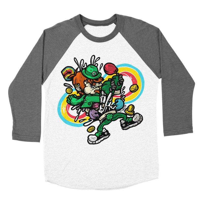 Me Charms Men's Baseball Triblend Longsleeve T-Shirt by RevengeLover's Corner of the Web