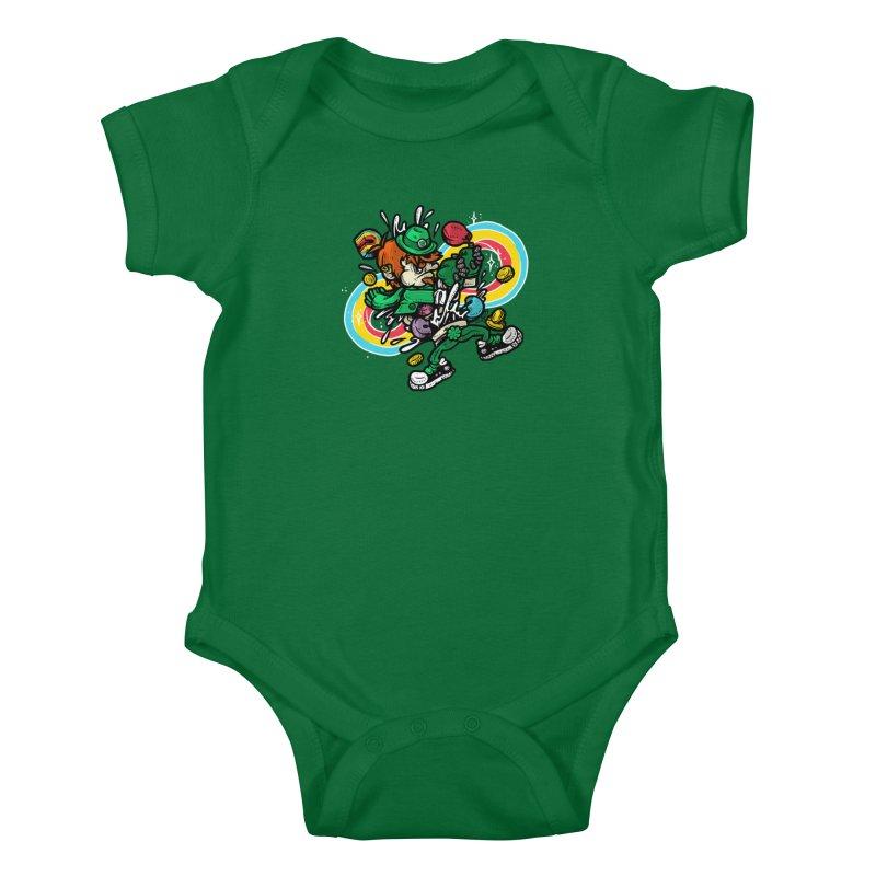 Me Charms Kids Baby Bodysuit by RevengeLover's Corner of the Web