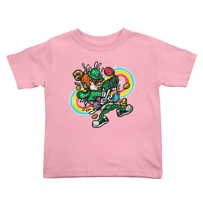 Me Charms Kids Toddler T-Shirt by RevengeLover's Corner of the Web