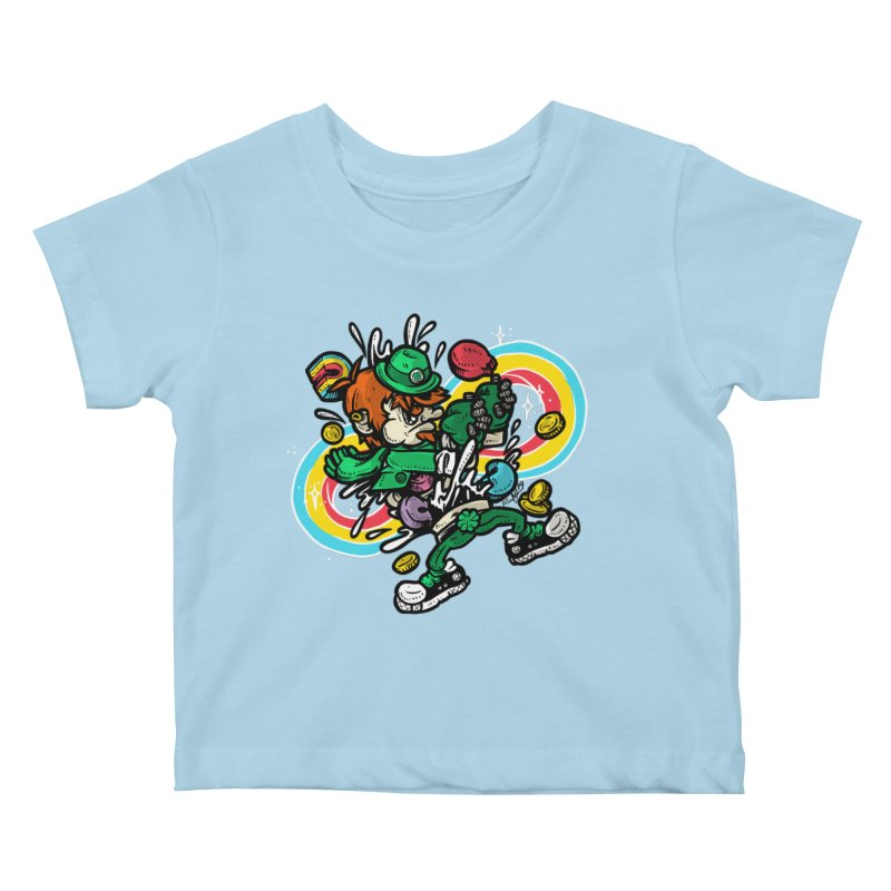 Me Charms Kids Baby T-Shirt by RevengeLover's Corner of the Web