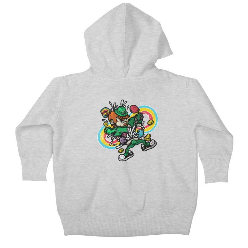 Me Charms Kids Baby Zip-Up Hoody by RevengeLover's Corner of the Web