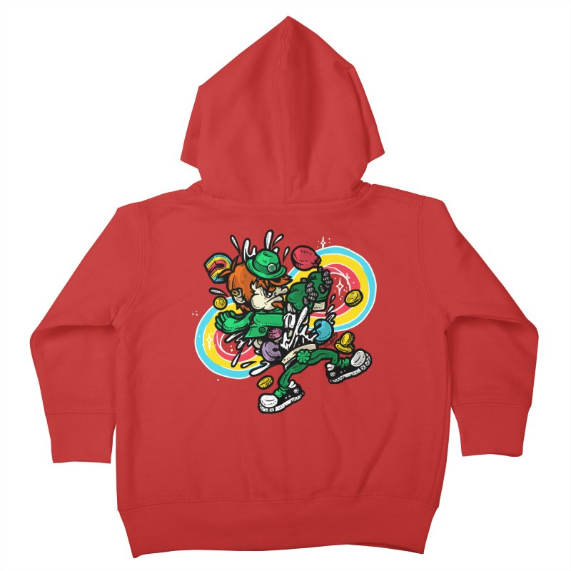 Me Charms Kids Toddler Zip-Up Hoody by RevengeLover's Corner of the Web