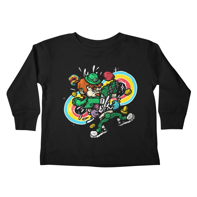 Me Charms Kids Toddler Longsleeve T-Shirt by RevengeLover's Corner of the Web
