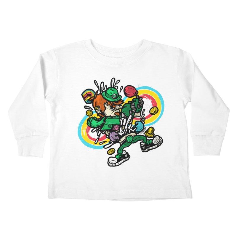 Me Charms Kids Toddler Longsleeve T-Shirt by RevengeLover's Corner of the Web
