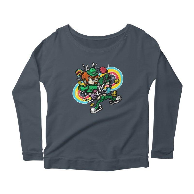 Me Charms Women's Scoop Neck Longsleeve T-Shirt by RevengeLover's Corner of the Web