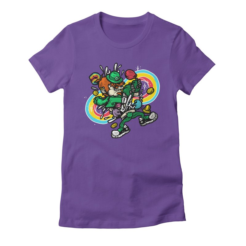 Me Charms Women's Fitted T-Shirt by RevengeLover's Corner of the Web