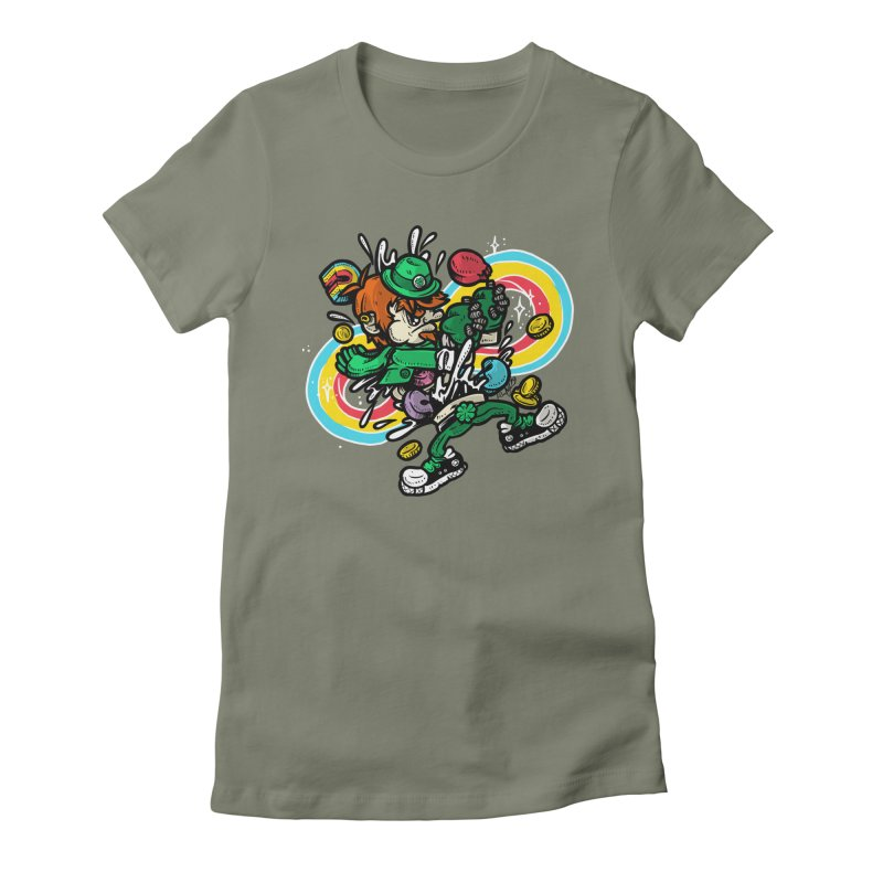 Me Charms Women's T-Shirt by RevengeLover's Corner of the Web