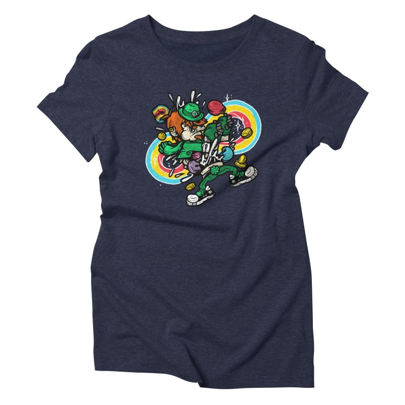 Me Charms Women's Triblend T-Shirt by RevengeLover's Corner of the Web
